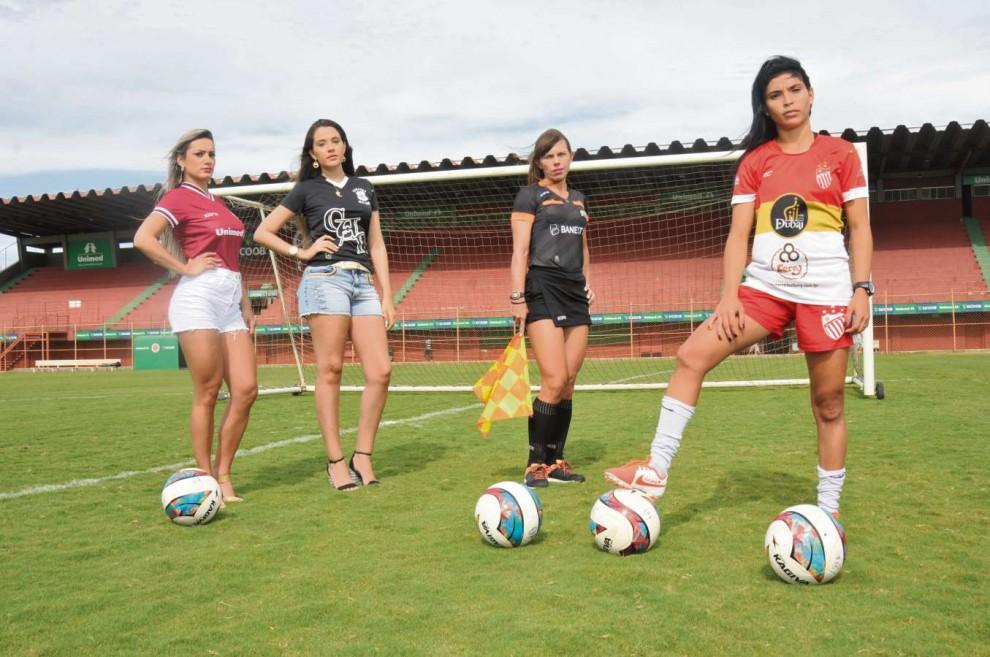 Mulheres apaixonadas pelo futebol falam sobre o preconceito no esporte 2bd6d9d3e1142