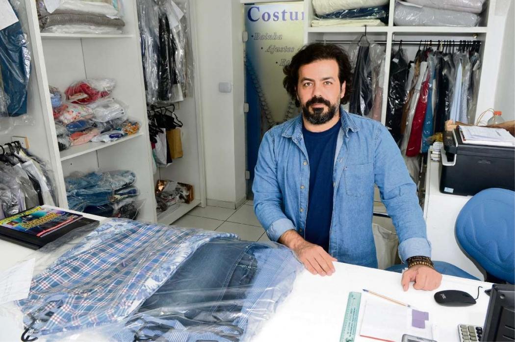 Sandro Moreira, empresário