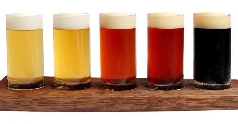 Estilos de cerveja artesanal: Pilsen, Weiss, IPA, Red Ale e Stout