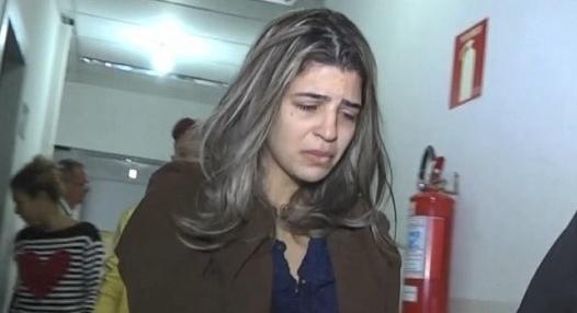 A pastora Juliana Salles, mãe dos irmãos Kauã e Joaquim, foi presa na cidade de Teófilo Otoni, em Minas Gerais