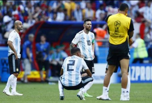 França ganha por 4 a 3 e elimina a Argentina na Copa