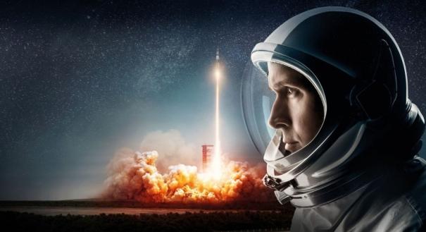 O Primeiro Homem conta a trajetória de Neil Armstrong até pisar na Lua