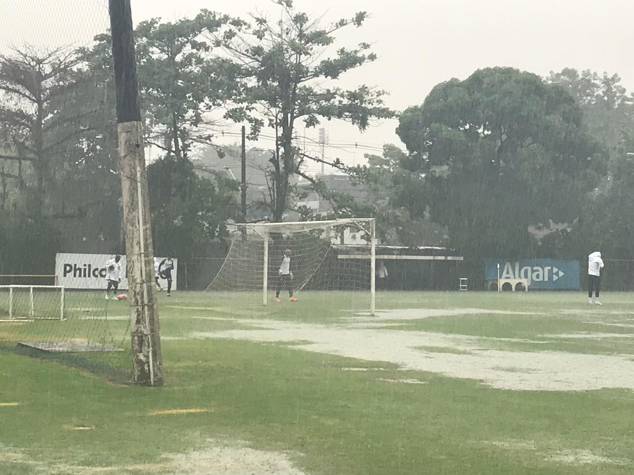 Santos  esquece  Redegol edaa8f77814fb