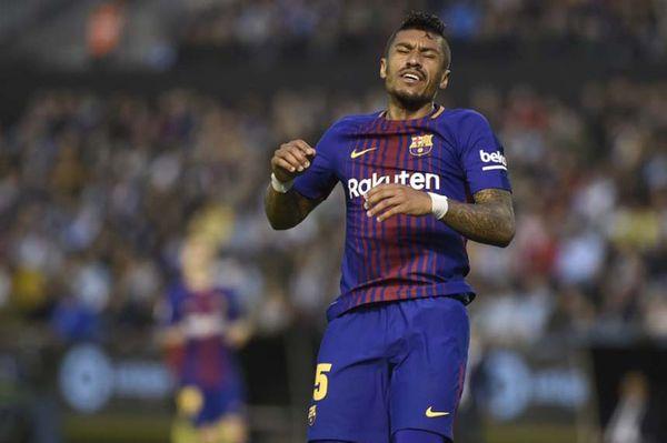 dc617ee1b791d Barcelona recebe proposta por Paulinho