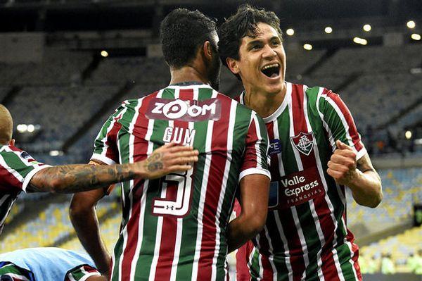 ba83f728d3 Muito se fala sobre a escassez de camisas 9 no futebol brasileiro. Quem não  tem esse problema é o Fluminense. Em grande fase