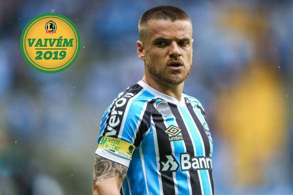 O Corinthians está perto de fechar a contratação do meia Ramiro f5f6a6fda1890