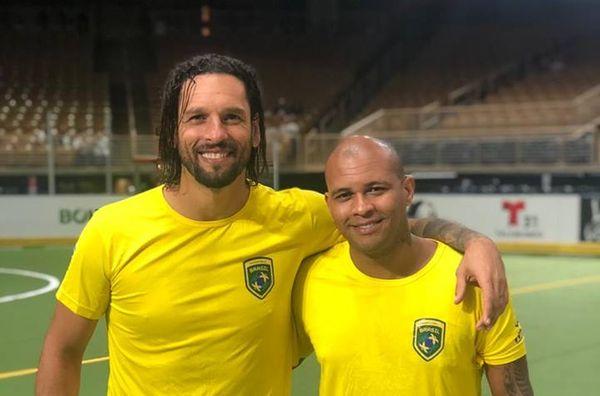 A seleção brasileira de Minifootball está prestes a dar o primeiro passo em  sua preparação para a Copa do Mundo da modalidade b7248f8b21463