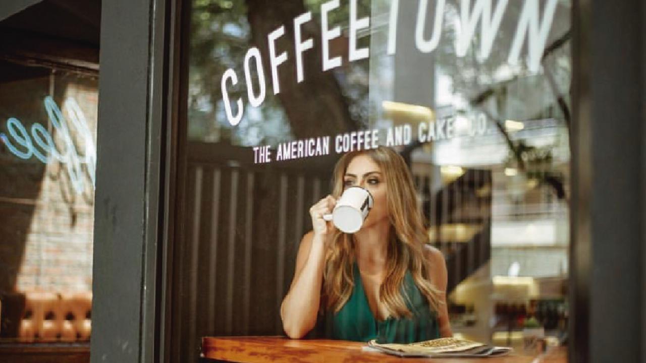 Coffeetown - American Coffee And Cake